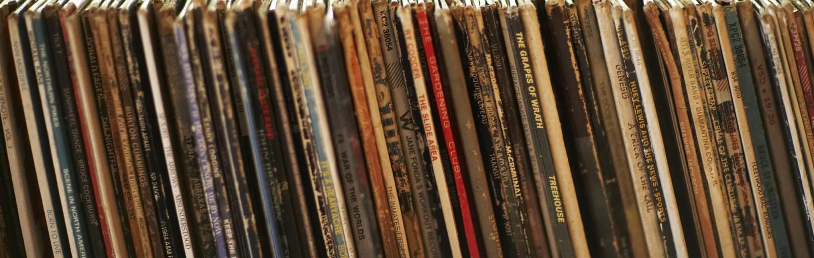 מפואר מה למדתי מתקופת חיים בחנויות תקליטים? CH-21